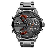 Fashion Men Watch Luxury Brand Diesel Watch Strip Waterproof Quartz Watch Montre Men Military Sports Wristwatches