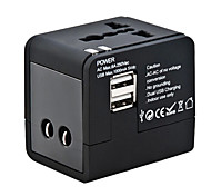 Global Universal Multi-function Conversion Plug Power Converter British Standard American Standard European Standard