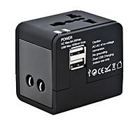 Global Universal Multi-function Conversion Plug Power Converter British Standard American Standard European Standard