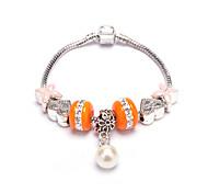 Women's Fashion Retro Style Pearl DIY Bracelets