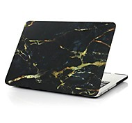 "2015 New  Super Cool Black Marble Rubberized Hard Case Cover for Macbook  Air 11""/13"""
