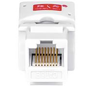 shengwei® 501 sim-caixa de terminais cat5e rj45