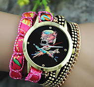 Ladies' European Style Fashion Pirate Captain Wrist Watch Bracelet Watch Cool Watches Unique Watches