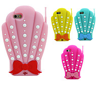 Newest Luxury Shell Phone Case 3D Valfre Case for iPhone 5/5S(Assorted Colors)