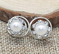 2 peças strass lindo casamento pinos de noiva / Headpieces ocasião especial