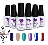 Sexy Mix Gelpolish Nail Gel Polish Soak Off UV Gel Nail Varnish 143 Colors Gel Kit
