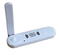 Fei Yue GE-LW05-AO USB 150/Mbps Wireless N Adapter with Antenna White