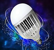 1 pcs LERHOME E26/E27 15W Cold White New  Cage Type Decorative Globe Bulbs 220 V