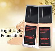 Red&Black Skin Highlight Makeup Base Remove Dark&Blemish Sunblock Uneven 30ml