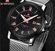 novos homens da moda relógios hora de relógio de quartzo esportes relógio relógio analógico digital militar pulso dos homens fullsteel