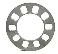 tirol newuniversal t12849 rueda separador adaptador de rueda de aluminio de espesor 5 hole8mm ajuste 5 lug5x114.3 5x120