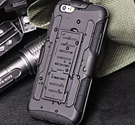 New Future Soldier Clip Triple Armor Phone Case for iPhone 6/6S
