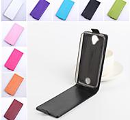 cuoio di vibrazione custodia protettiva magnetica per Z330 Acer Liquid (colori assortiti)