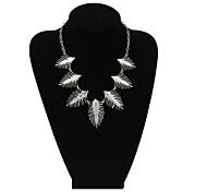 Fashion Women Metal Pendant Necklace