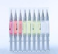 1pcs manucure plume de stylo à ongles de haute qualité nutritionnelle de l'alimentation division produits de manucure (livraison