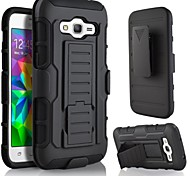 For Samsung Galaxy Case Shockproof Case Full Body Case Armor PC Samsung A7 / A5