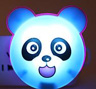 energiesparende LED-Comic-Pandas Licht-Betriebsmodus Nachtlicht Lampe