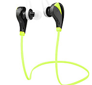 Bluetooth Headset G6 Sport Earbuds (In Ear) With Cellphone