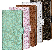 LG G3 PU Leather Full Body Cases / Cases with Stand Special Design case cover