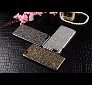 Luxury Bling Diamond Crystal Rhinestone Metal Bumper Case Cover for iPhone 6/6S