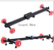 4 Wheels Track Slider 30cm  for Camera