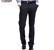 Lesmart Men's Straight / Suit Pants Black - LW13432
