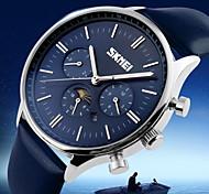 SKMEI® Men's Luxury Six Pointers Business Style Quartz Watch Cool Watch Unique Watch