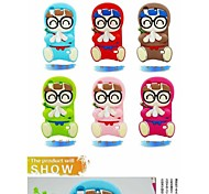 Cartoon Silicone Case For 6G