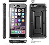 Deportes& al aire libre resistente a los golpes case / impermeable para el iphone 6s 6 más compatibles