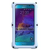 Für Samsung Galaxy Note Stoßresistent Hülle Handyhülle für das ganze Handy Hülle Einheitliche Farbe PC Samsung Note 5