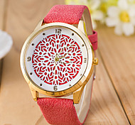 Woman Out Pattern  Wrist  Watch