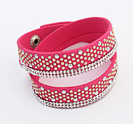 European Style Fashion Star Shining Wrapped Bracelet