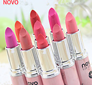 Lipstick Wet Moisture / Long Lasting Red / Pink / Peach