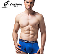 L'ALPINA Hombre Algodón Boxers Cortos 3 / caja - 21102