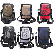 kam perla poliestere zaino materiale e borsa sportiva per 6s iphone plus / iphone 6 più colori assortiti