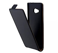 For Nokia Case Flip Case Full Body Case Solid Color Hard PU Leather NokiaNokia Lumia 730 / Nokia Lumia 640 / Nokia Lumia 540 / Nokia