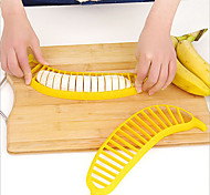 Vegetable Knife Banana Dlicer Transport Helicopter Knives, Fruit Salad New Hot Selling Cereal Sundae Kitchen Tools