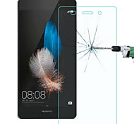 Tempered Glass Screen Protector Film for Huawei Ascend P8 Lite Anti-Fingerprint Scratch Proof Shock Proof