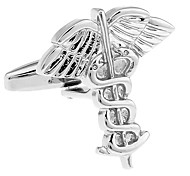 Temptation Angel Wings French shirt cufflinks cuff nail