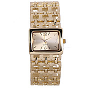 Fashion Exquisite Rectangular Bracelet  Ladies Watch