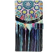 Good Quality PU Leather Flip Case Mobile Phone for Samsung Galaxy J1/J5/J7