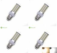 15W E14 / G9 / GU10 / B22 / E26 / E26/E27 Bombillas LED de Mazorca Luces Empotradas 180 SMD 2835 1200-1500 lmBlanco Cálido / Blanco