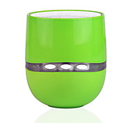 Original Multicolor Cute SDY-026 Wireless Bluetooth V2.1 Hands-Free Subwoofer with TF/SD/Light Speaker