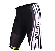 SALETU Summer Men Cycling Shorts Gel Padded Spandex Riding Shorts MTB Mountain Bike Bicycle Shorts Ciclismo