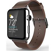 Uhrenarmband Lederarmband Armband Ersatz für apple iwatch Uhr