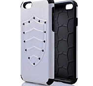 Shield TPU and PC Soft Cover for the iPhone 6/6S