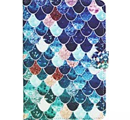 Color Scales Pattern Standoff Protective Case for iPad Mini 4