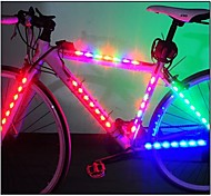 Bike Lights / Safety Lights / Wheel Lights LED - Cycling Easy Carrying AAA More Lumens Battery Cycling/Bike-Lights