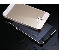Zwei-in-one kx Marke Metallrahmen Acryl-Spiegel-Rückwandmetallharter Kasten für Samsung-Galaxie Anmerkung 3 (verschiedene Farben)