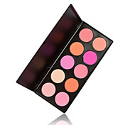 Professional 10 Color Makeup Cosmetic Blush Blusher